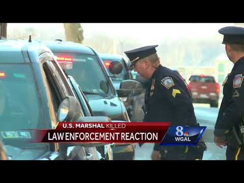 Outpouring of support from law enforcement community