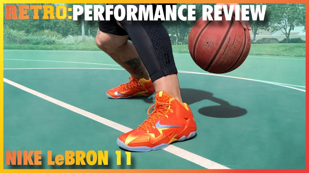 a90d682f7ce REVISITING THE NIKE LEBRON 11 | RETRO PERFORMANCE REVIEW - YouTube
