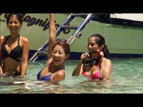 菲律賓巴拉望愛妮島自由潛水美人魚仙境 Freediving Palawan El Nido Philippines | Gopro Hero 5