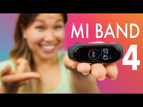 Xiaomi Mi Band 4 Review: Okay, I'm Impressed!