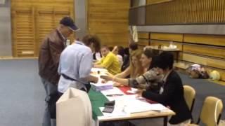EP szavazás