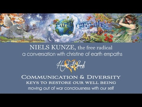 Communication & Diversity    Keys to restore our well being