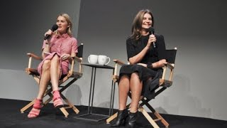 Natalie Massenet & Kinvara Balfour: Fashion in Conversation at the Apple Store