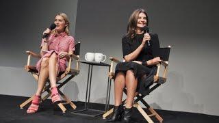 Natalie Massenet & Kinvara Balfour: Fashion in Conversation at the Apple Store