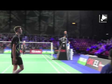 Danish Championships 2014 · MS SF - Hans-Kristian Vittinghus vs. Rasmus Gemke