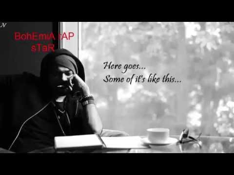 bohemia kala doriya lyrics(bohemia rap star)