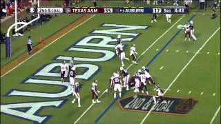 Texas A&M vs Auburn 2014 Highlights