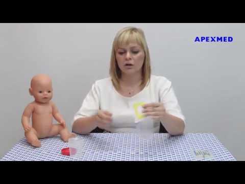 Как собирать мочу у новорождённых