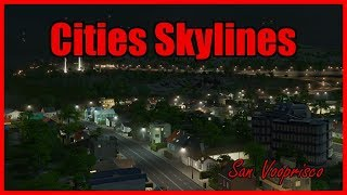 NO PAUSE CHALLENGE! - Cities Skylines [San Vooprisco] #1