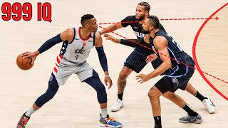 """Russell Westbrook """"HIGH IQ"""" Moments"""