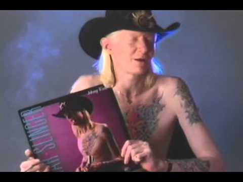 Johnny Winter - Interview