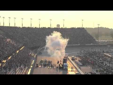 Ella Mae Bowen Sings the National Anthem