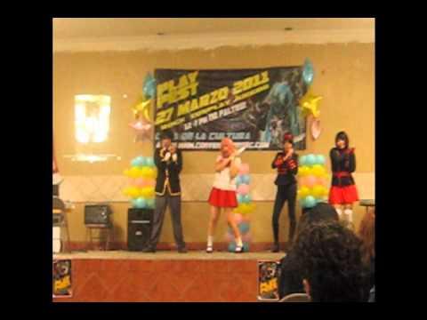 Ai Love Anime 2011 Mexicali,BC