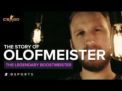 The Story of Olofmeister:  The Legendary Boostmeister