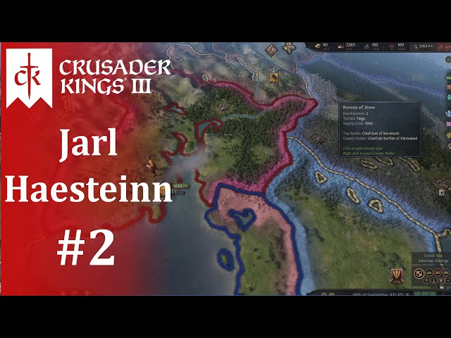 Moving Up in the World, Crusader Kings III: I Just Can't Wait to Be King, Part 2