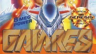 Classic Game Room - GAIARES for Sega Genesis review
