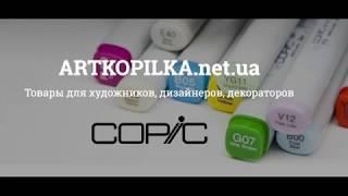 Маркеры Copic Sketch Set EX-6, 12 шт - 21075410 copic
