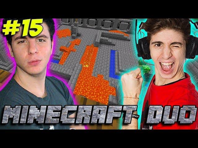IL DUELLO FINALE - Minecraft Duo #15 w/ Favij