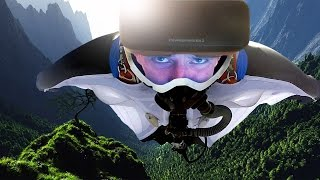 Fly Through AMAZING Landscapes At BREAK NECK SPEEDS In Virtual Reality