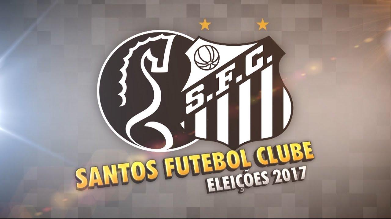 afffd86a950fe Eleições do Santos Futebol Clube Debate dos Presidenciáveis 07 12 2017
