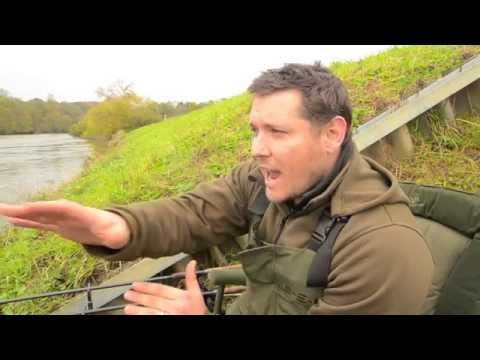Catching Barbel with Tackle Guru Garth - River Seven