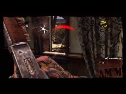 Let's Test Call of Juarez Gunslinger [Demo] - Waffen Schlecker