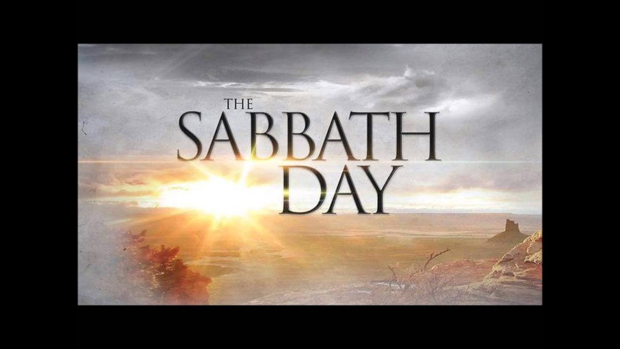 Image result for sabbath day