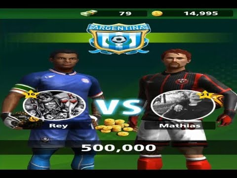 Football Strike - Argentina 500k prize Tier 6 - Free Kicks