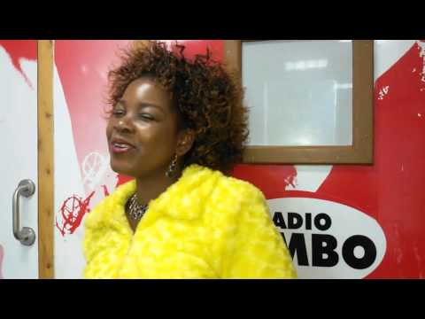 Gloria Muliro Singing