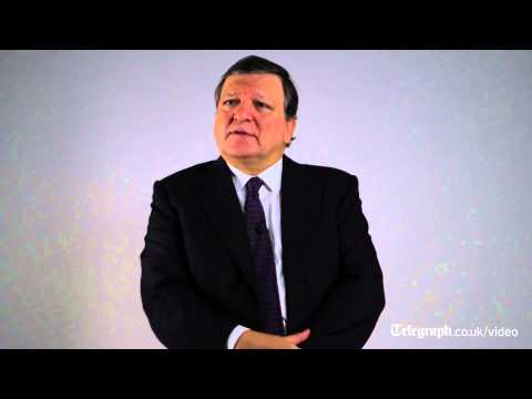 Jose Manuel Barroso: Baroness Thatcher was for an enlarged EU