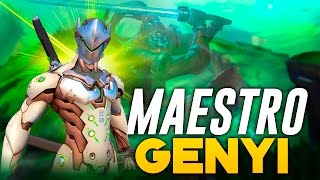 MAESTRO GENYI | Overwatch en League of Legends