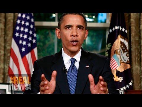 Obama Countering Terror with Terror
