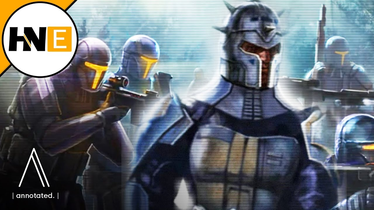 Breaking Down the Details and Mysteries of The Mandalorian