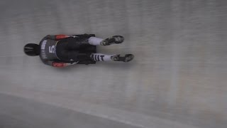 Skeleton Racing in Norway