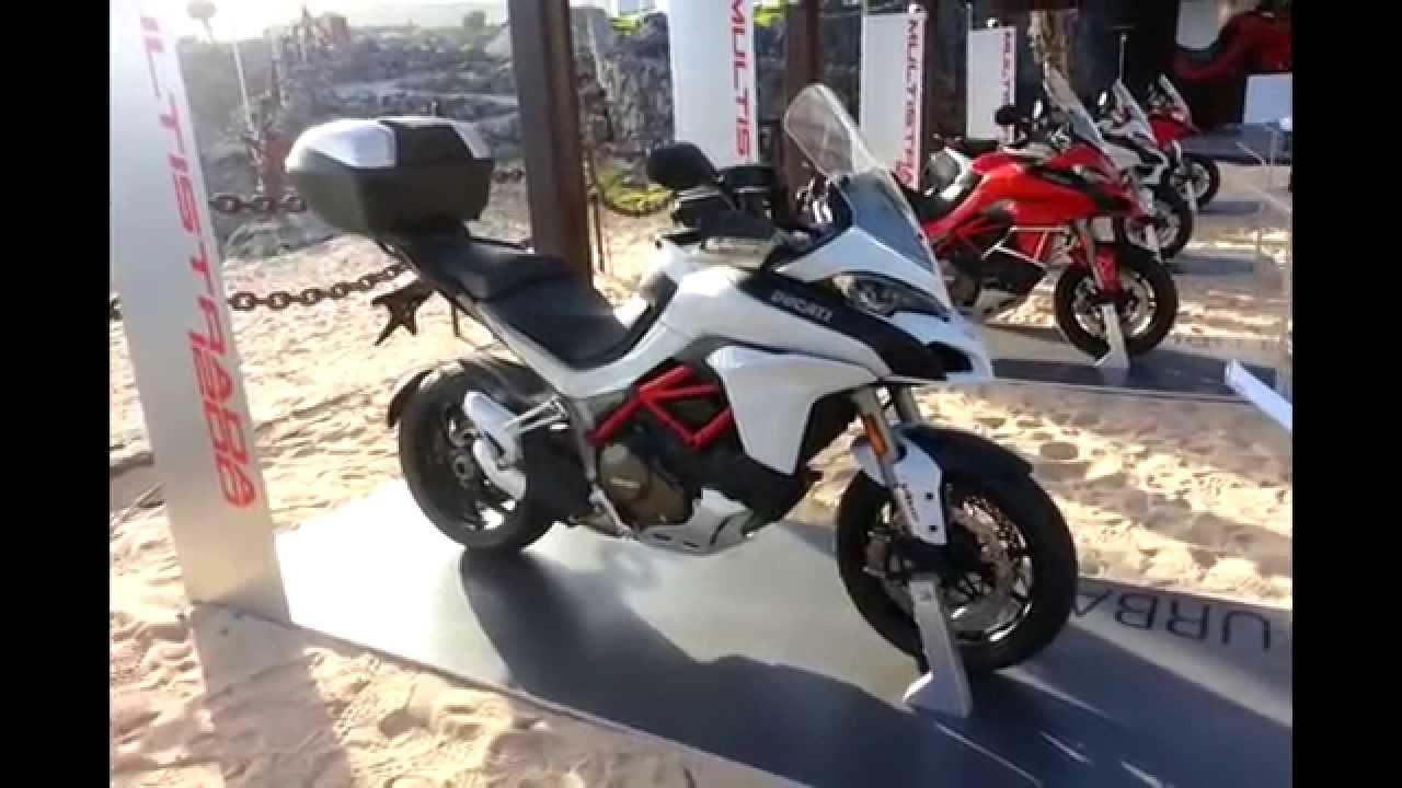 Ducati 1200 ... Ducati Youtube Multistrada 2015