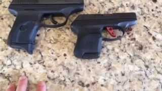 ruger lc9s pro vs lcp