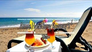 Armas Hotel Saray Regency 5*, Side, Turkey