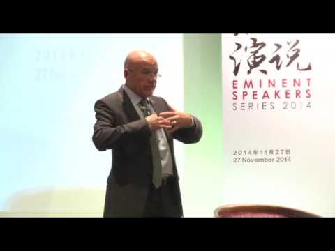 Eminent Speaker Series: Why China Will Be a Very Different Kind of Great Power