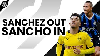 Sanchez OUT Confirmed - Sancho IN...? | 5 Year Deal Agreed | New's From Old Trafford
