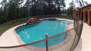 Family's fight with HOA over pool fence