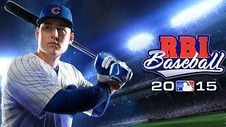 R.B.I. Baseball 15 [Android/iOS] Gameplay (HD)