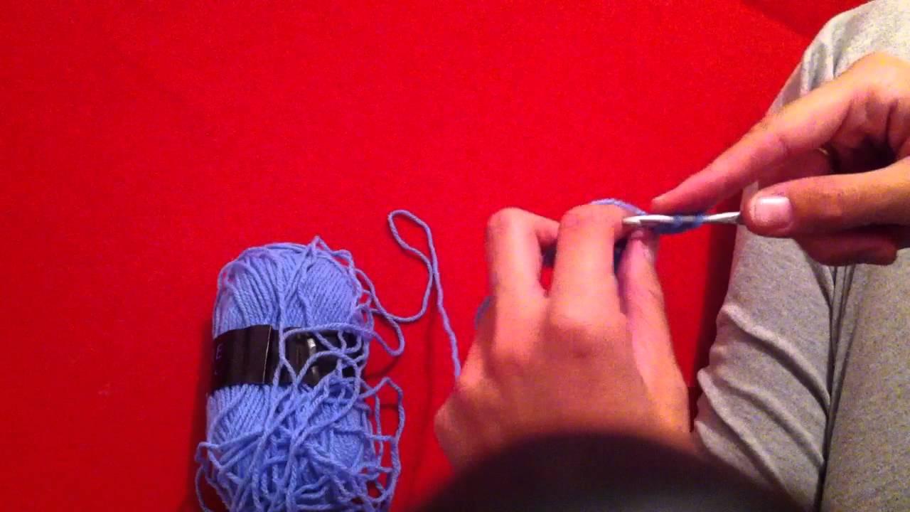 Faire une bride au crochet explications tricot youtube - Faire une boutonniere au tricot ...
