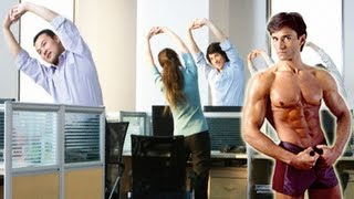 Office Fitness Tips: Fit Now With Basedow #37