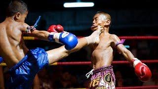 Детский бокс в Таиланде беспокоит врачей и правозащитников