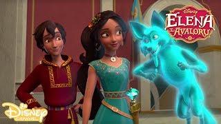 Władanie berłem według Zuzo - iluminacja | Elena z Avaloru | Tylko w Disney Channel!