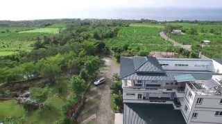 Jasmine Bed and Breakfast is located in Taitung, Taiwan, in front o...