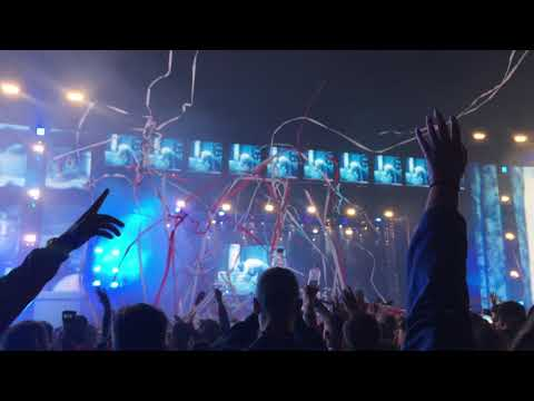 Chainsmokers - Roses at Creamfields 2018