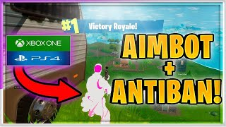 TUTORIAL2019: Fortnite Hack Mod Menu Xbox, PS4 et PC Aimbot, ESP, Antiban - PLUS!