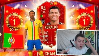 TRAFIŁEM CRISTIANO RONALDO 94! FIFA 20