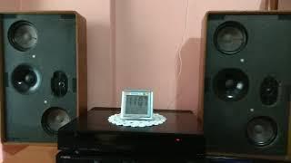 Bang & Olufsen 7000 + Wigo Acustik A2 + Yamaha DVD-S661